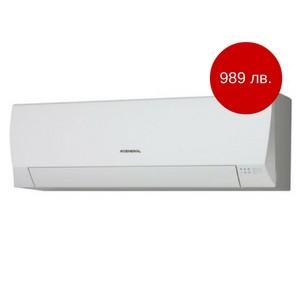 Климатик стенен инверторен Fujitsu General ASHG09LLCC/AOHG09LLC