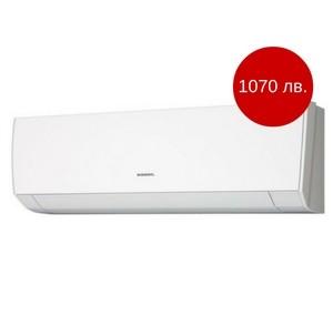 Климатик стенен инверторeн Fujitsu General ASHG07LMCA/AOHG07LMCA