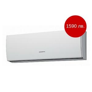 Климатик стенен инверторен Fujitsu General ASHG12LUCA/AOHG12LUC