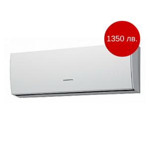 Климатик стенен инверторен Fujitsu General ASHG07LUCA/AOHG07LUCA