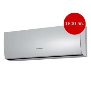 Климатик стенен инверторен Fujitsu General ASHG09LTCA/AOHG09LTC