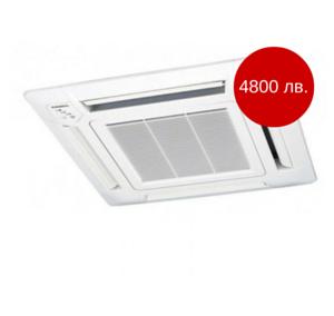 Климатик касетъчен инверторен Fujitsu General AUHG30LRLE/AOHG30LETL